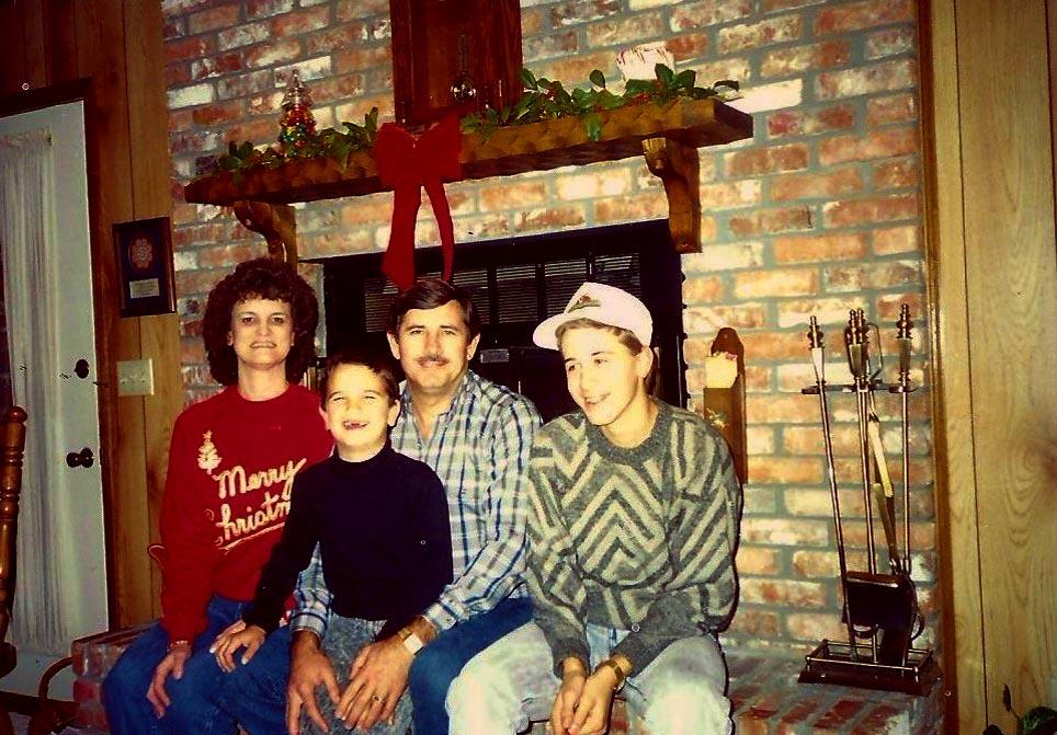 Woodall family photo